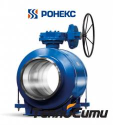 Шаровой кран RONEX NV500-11-2. ТеплоСити.