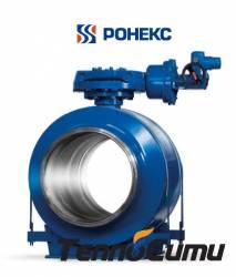Надежный полнопроходно шаровой кран РОНЕКС ТМ 700-11-3